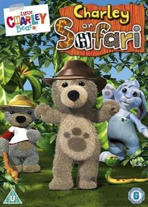 Rent Little Charley Bear: Charley on Safari Online DVD Rental