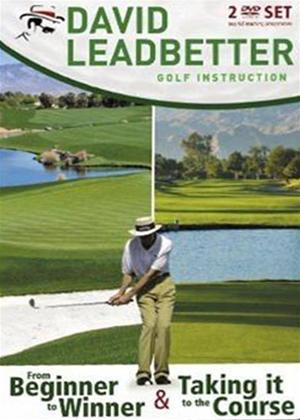 Rent David Leadbetter: From Beginner to Winner/Taking It to the Course Online DVD Rental