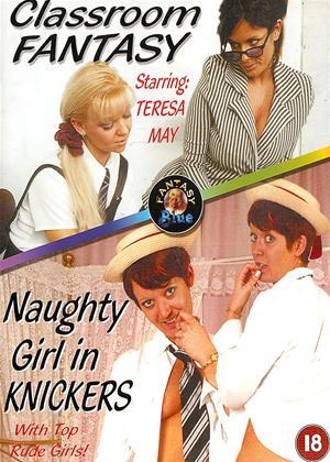 Rent Classroom Fantasy / Naughty Girl in Knickers Online DVD Rental