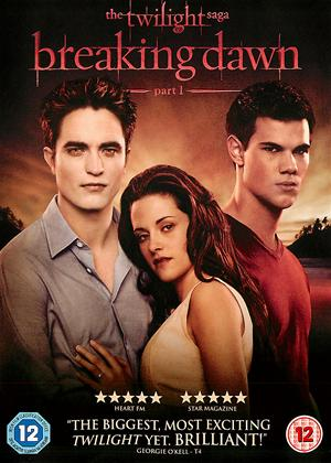 The Twilight Saga: Breaking Dawn: Part 1 Online DVD Rental