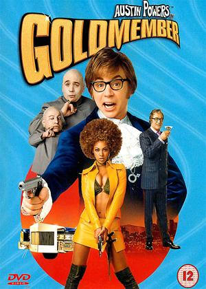 Rent Austin Powers in Goldmember Online DVD Rental