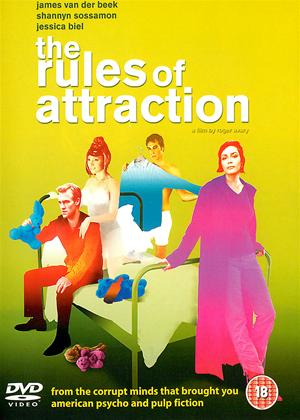 Rent The Rules of Attraction Online DVD & Blu-ray Rental