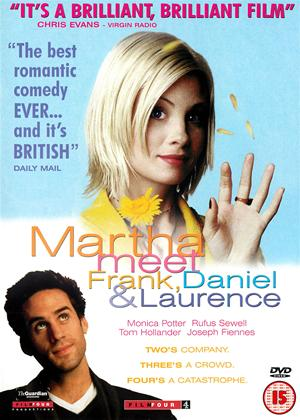 Rent Martha Meet Frank Daniel and Laurence Online DVD & Blu-ray Rental