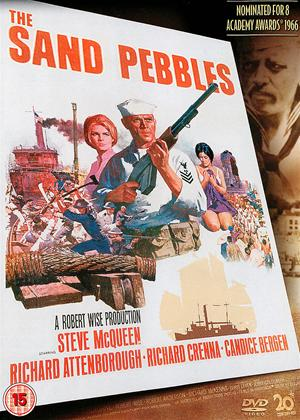 Rent The Sand Pebbles Online DVD Rental