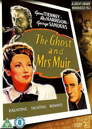 Rent The Ghost and Mrs Muir Online DVD Rental