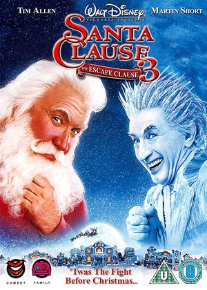 Rent The Santa Clause 3: The Escape Clause Online DVD & Blu-ray Rental