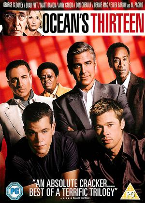 Ocean's Thirteen Online DVD Rental