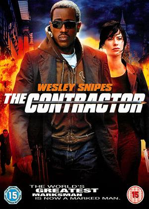 The Contractor Online DVD Rental