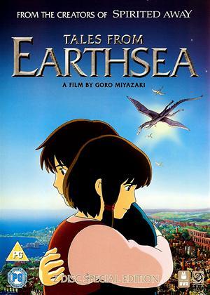 Rent Tales from Earthsea (aka Gedo senki) Online DVD Rental