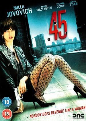 .45 Online DVD Rental