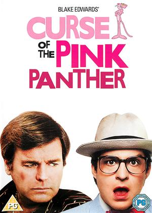 Rent Curse of the Pink Panther Online DVD Rental