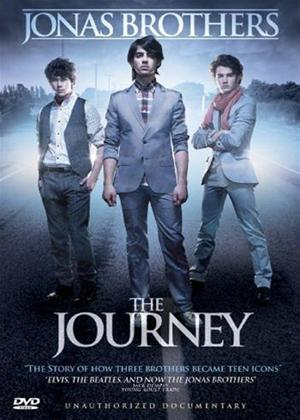 Rent The Jonas Brothers: The Journey Online DVD Rental