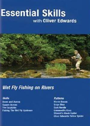 Rent Essential Skills: Wet Fly Fishing on Rivers Online DVD Rental