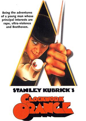 A Clockwork Orange Online DVD Rental