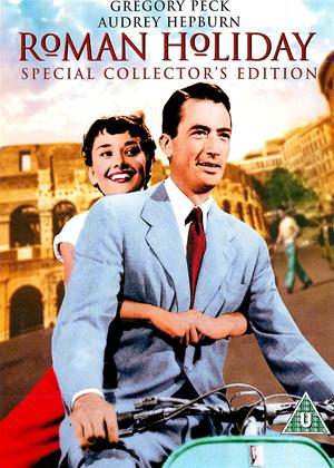 Rent Roman Holiday Online DVD Rental