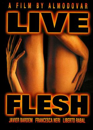 Rent Live Flesh (aka Carne tremula) Online DVD & Blu-ray Rental