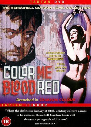 Rent Color Me Blood Red Online DVD Rental