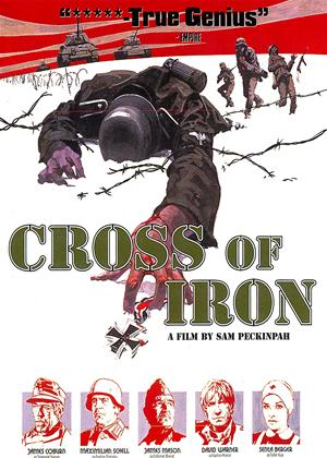 Cross of Iron Online DVD Rental