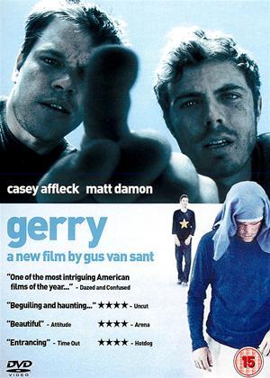 Rent Gerry Online DVD & Blu-ray Rental