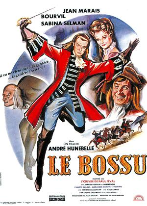 Rent The Hunchback of Paris (aka Le Bossu) Online DVD & Blu-ray Rental