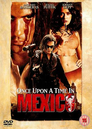 Rent Once Upon a Time in Mexico Online DVD Rental