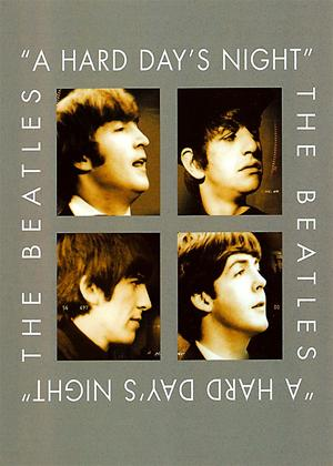 Rent The Beatles: A Hard Day's Night Online DVD Rental