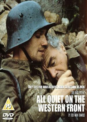 Rent All Quiet on the Western Front Online DVD & Blu-ray Rental