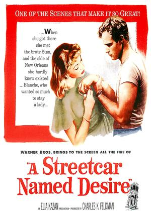Rent A Streetcar Named Desire Online DVD & Blu-ray Rental
