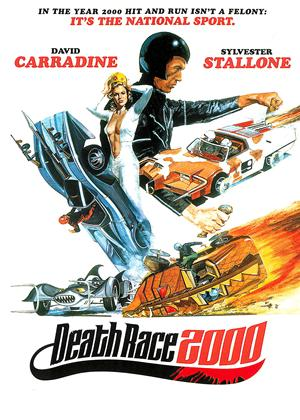Death Race 2000 Online DVD Rental