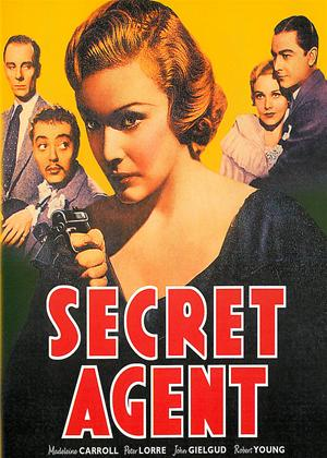 Rent Secret Agent Online DVD & Blu-ray Rental