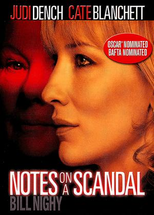 Notes on a Scandal Online DVD Rental