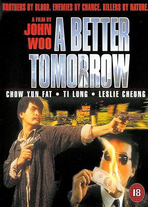 A Better Tomorrow Online DVD Rental
