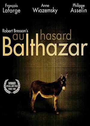 Au Hasard Balthazar Online DVD Rental