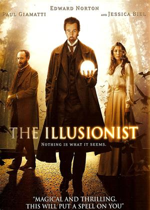 The Illusionist Online DVD Rental