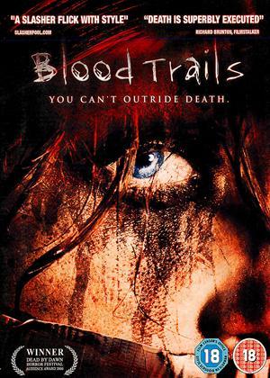 Rent Blood Trails Online DVD Rental