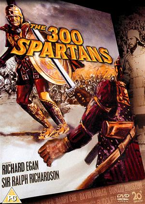 Rent The 300 Spartans Online DVD Rental