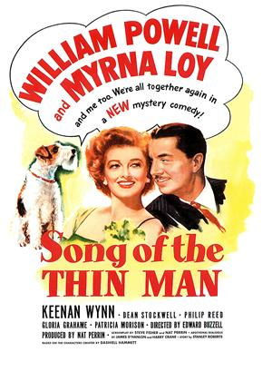 Rent Song of the Thin Man Online DVD & Blu-ray Rental