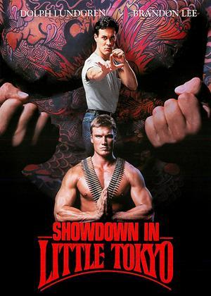 Showdown in Little Tokyo Online DVD Rental