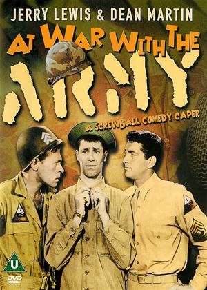 Rent At War with the Army Online DVD Rental