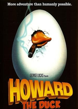 Rent Howard the Duck Online DVD Rental