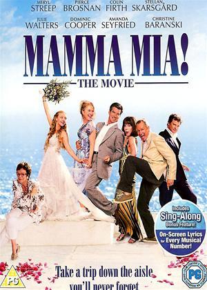 Rent Mamma Mia! Online DVD Rental