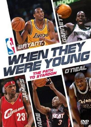 Rent NBA: When They Were Young Online DVD Rental