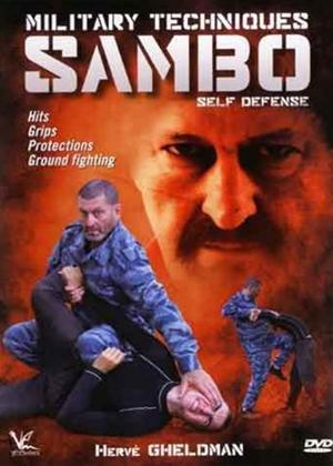 Rent Sambo: Military Techniques: Self Defense Online DVD Rental