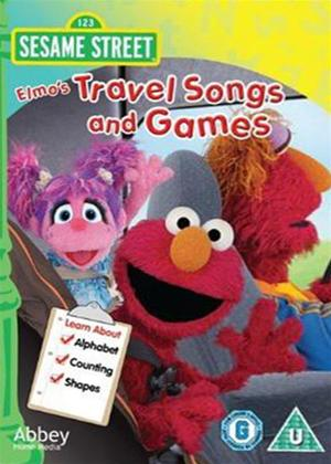 Rent Sesame Street: Elmo's Travel Songs and Games Online DVD Rental