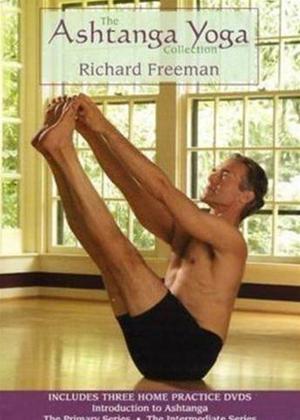 Rent Richard Freeman: The Ashtanga Yoga Collection Online DVD Rental