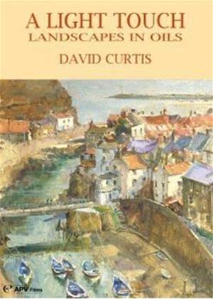Rent A Light Touch: Landscapes in Oils: David Curtis Online DVD Rental