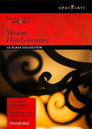 Rent Mozart: Don Giovanni: La Scala Online DVD Rental