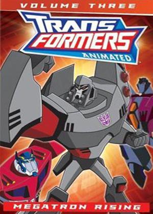 Rent Transformers: Animated: Vol.3 (aka Transformers Animated: Volume 3 - Megatron Rising) Online DVD & Blu-ray Rental