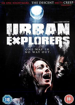 Rent Urban Explorers (aka The Depraved) Online DVD Rental