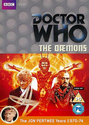Rent Doctor Who: The Daemons Online DVD Rental